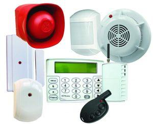 Охранная и пожарная сигнализация